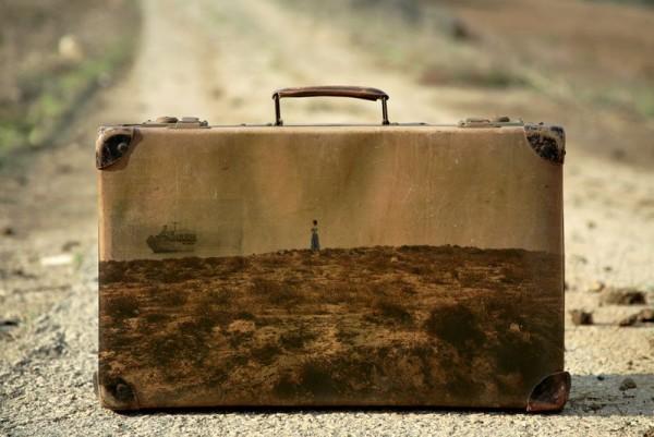 Memory-suitcases-Yuval Yairi