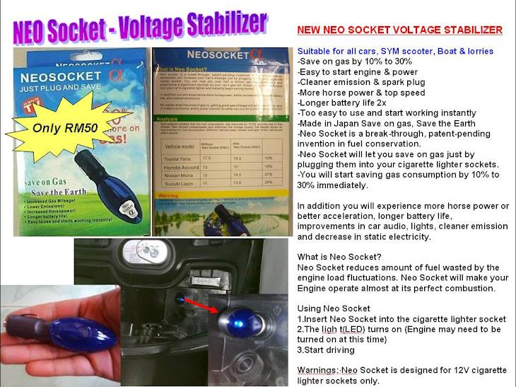 Neosocket - RM50