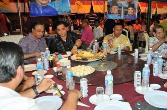 Isu Menteri Ismail Sabri Kantoi Makan Telur Penyu