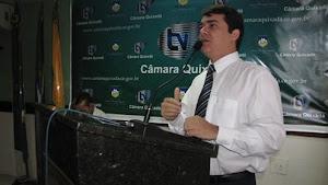 VEREADOR HIGO CARLOS DE QUIXADÁ