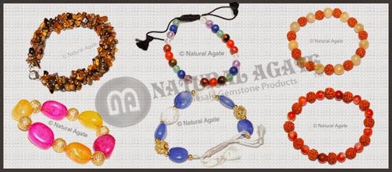 Gemstone Bracelets Supplier