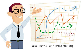 How To Drive Traffic For A Brand New Blog?