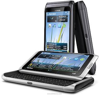 Nokia e7 demo