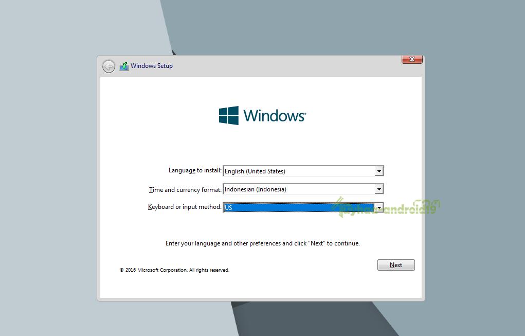 Windows 10 Numix Duo