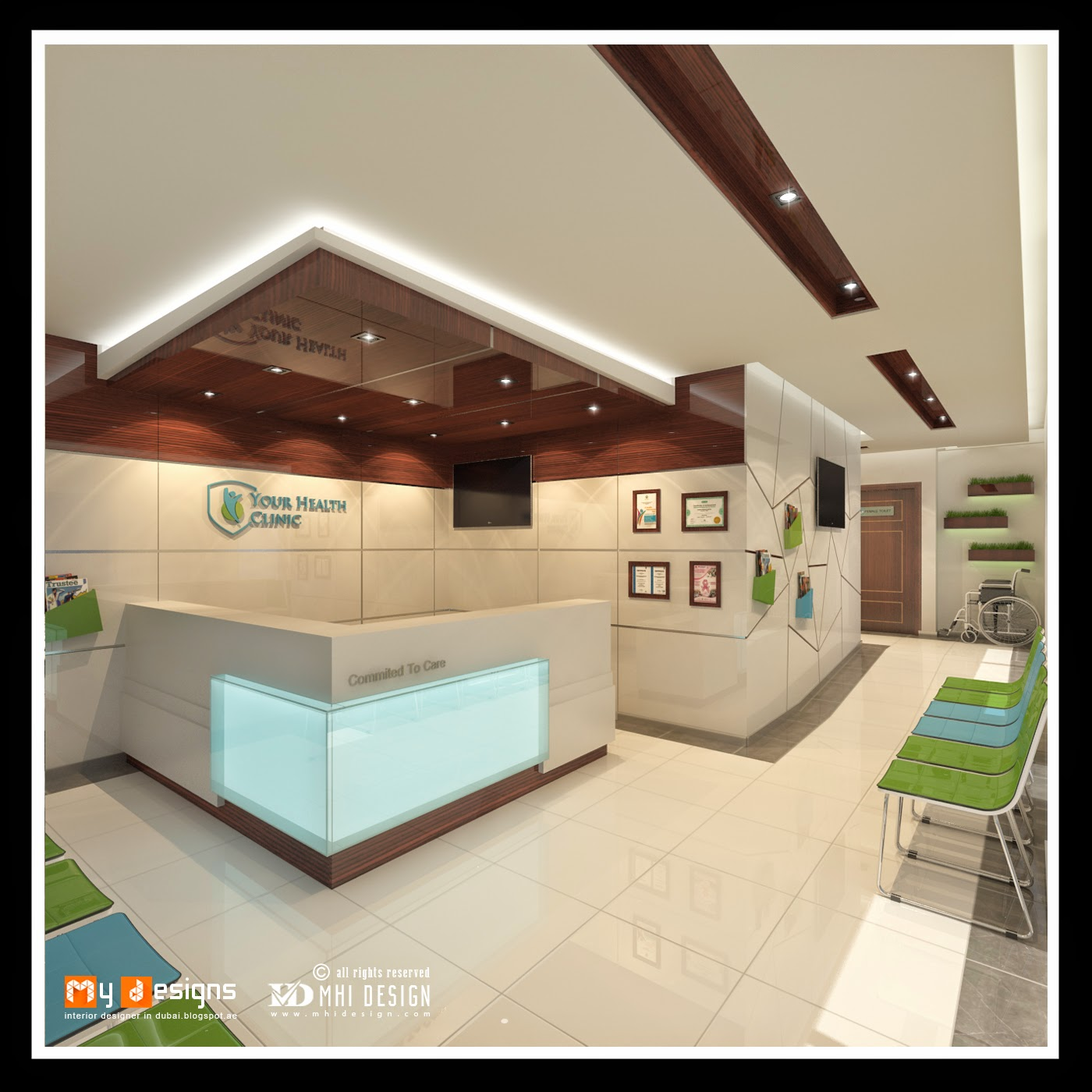 You Can Choose More Dubai Health Clinic Interior Designs Images