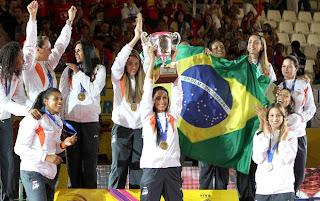 VOLEIBOL-Las brasileñas del Osasco Voleibol consiguen la Copa Mundial de Clubes