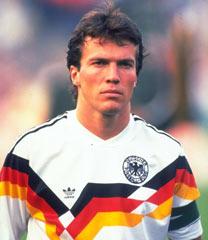 ¿ que jugador os gustaria de los que han sonado en la historia del madrid que hubiese recalado en el equipo? Lothar20matthaus
