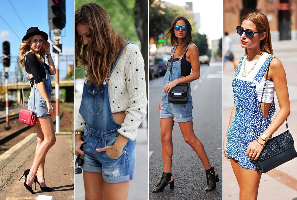 Hobby de meninas jardineira feminina for Jardineira jeans feminina c a