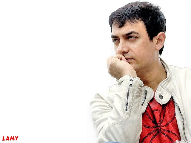 Aamir Khan New Wallpapers