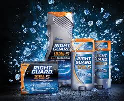 $4.00 off 4 Right Guard Total Defense 5 products