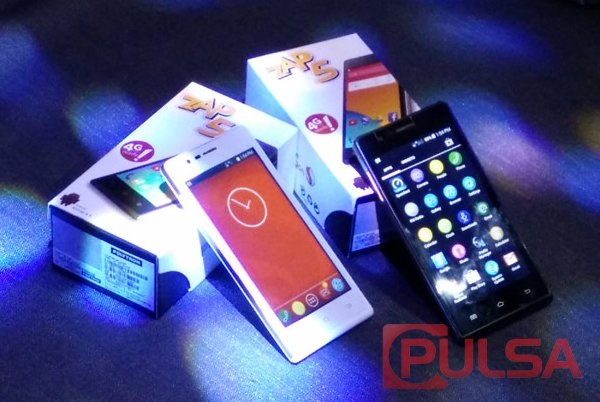 Smartphone Polytron ZAP5 Kandungan Lokalnya 35%