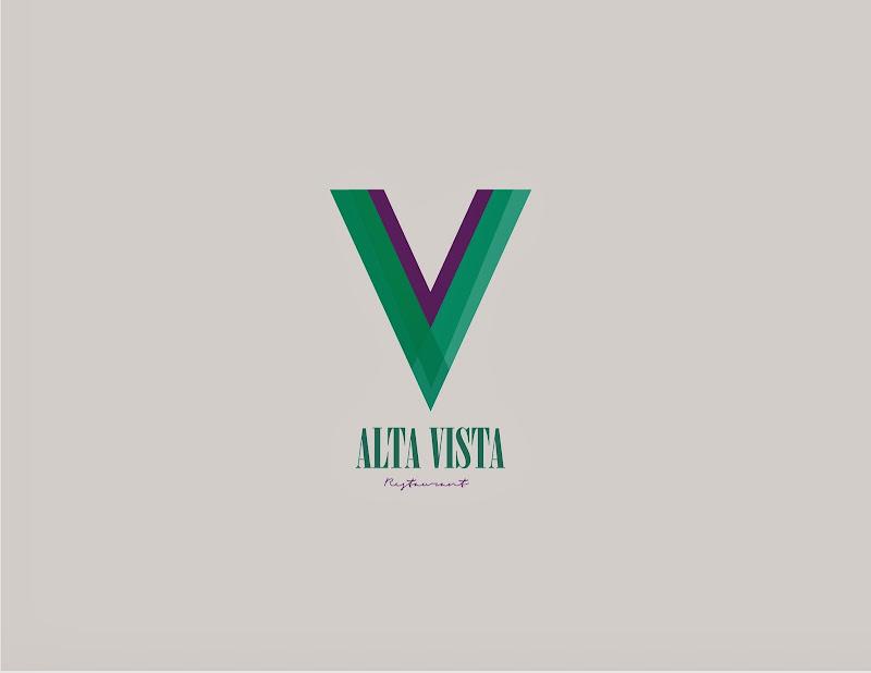 Logotipo Altavista Restaurante title=