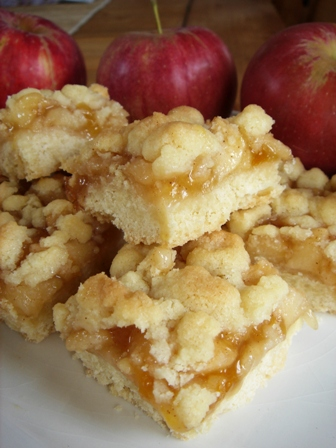 Apple Crumb Cake With Canned Apples