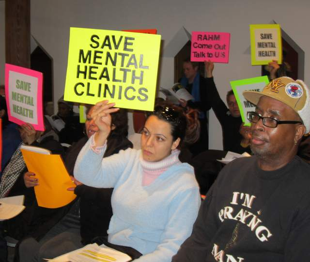 Stop Southside Together Organizing For Power Mental Health Movement