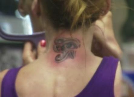 Mob wives episode 6 drita s evil eye tattoo m o b wives for Tattoo of evil eye