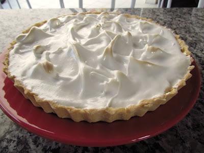 Receita de Torta de Limão-Siciliano