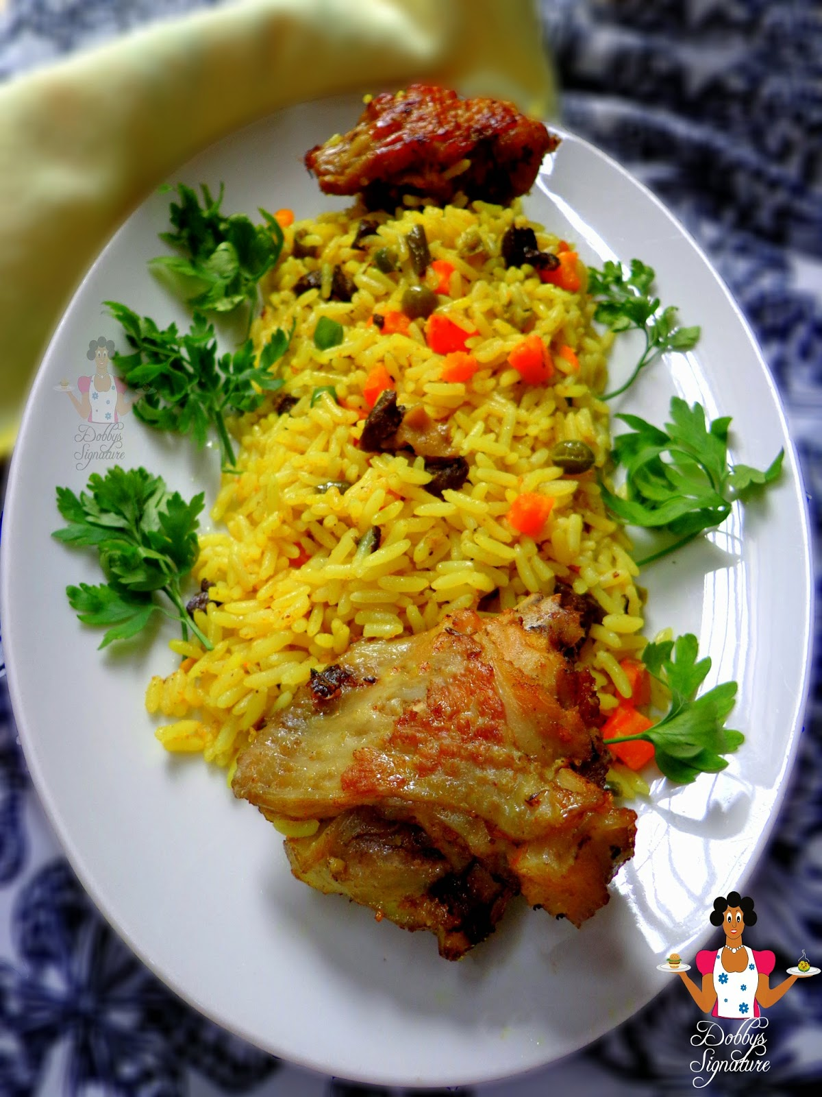Dobbys signature nigerian food blog i nigerian food recipes i nigerian fried rice forumfinder Choice Image