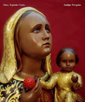 Réplica Virgen de la Cabeza ANDÚJAR PEREGRINA