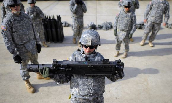 Tentara wanita AS