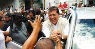Alan García reconoce en Tarapoto que Alfredo Barnechea fue aprista