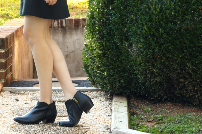 sam edelman petty booties review