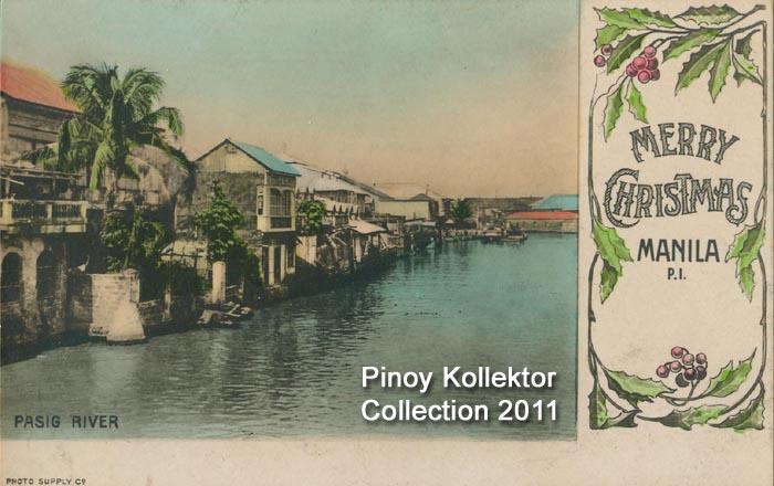Pinoy Kollektor 57 CHRISTMAS GREETINGS On Vintage