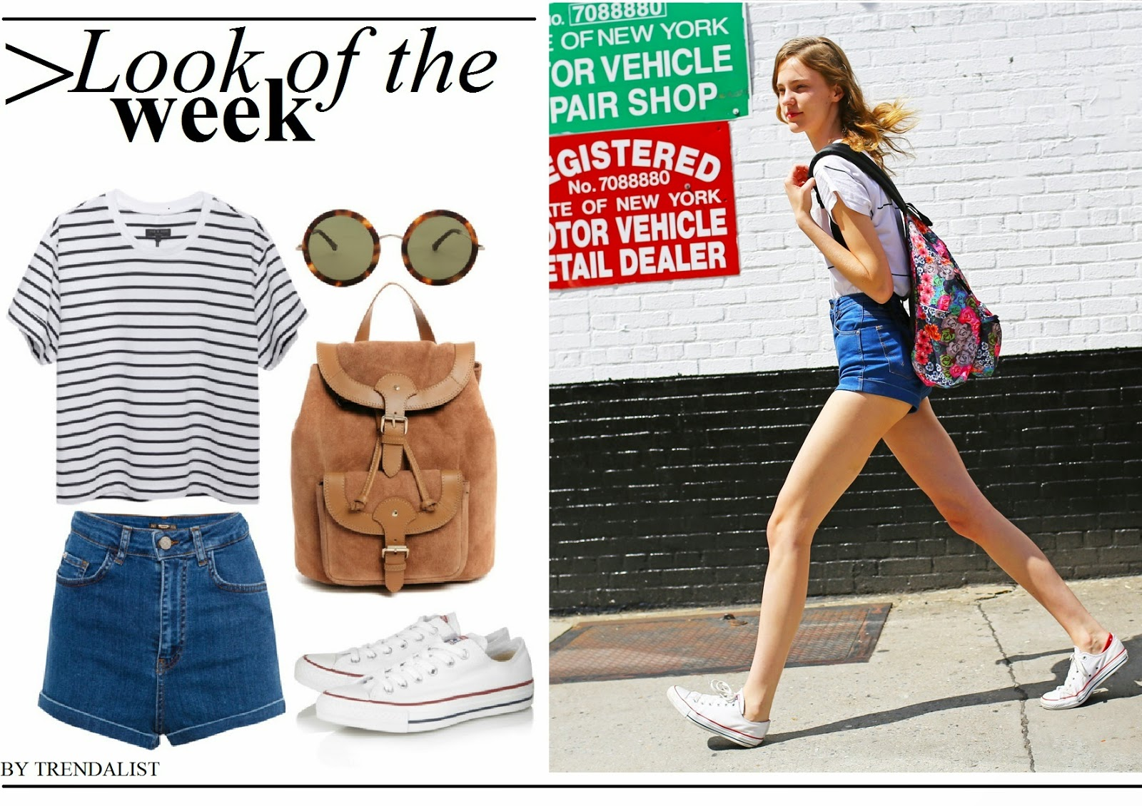 Look of the week