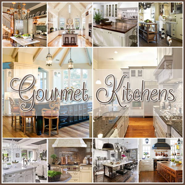 Gourmet kitchen ideas the cottage market Gourmet kitchen plans