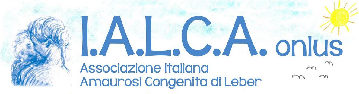 Associazione Italiana Amaurosi Congenita di Leber I.A.L.C.A. ONLUS