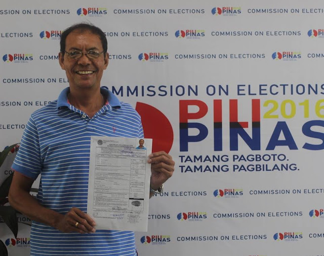 Osabel, Rene One Cebu Bogo Elections