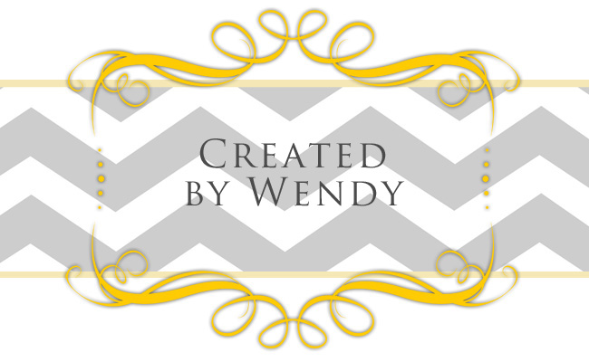 Created by Wendy