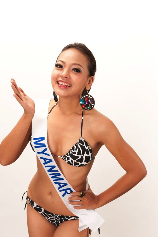Miss International Myanmar - ???????