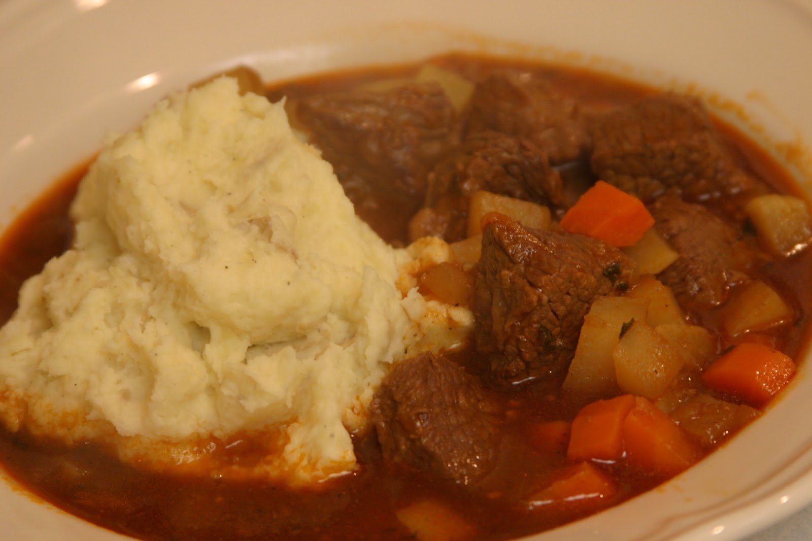The Joy's of Kitchen Creations: Sunday Night Beef Stew