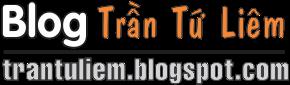 Blog Trần Tứ Liêm