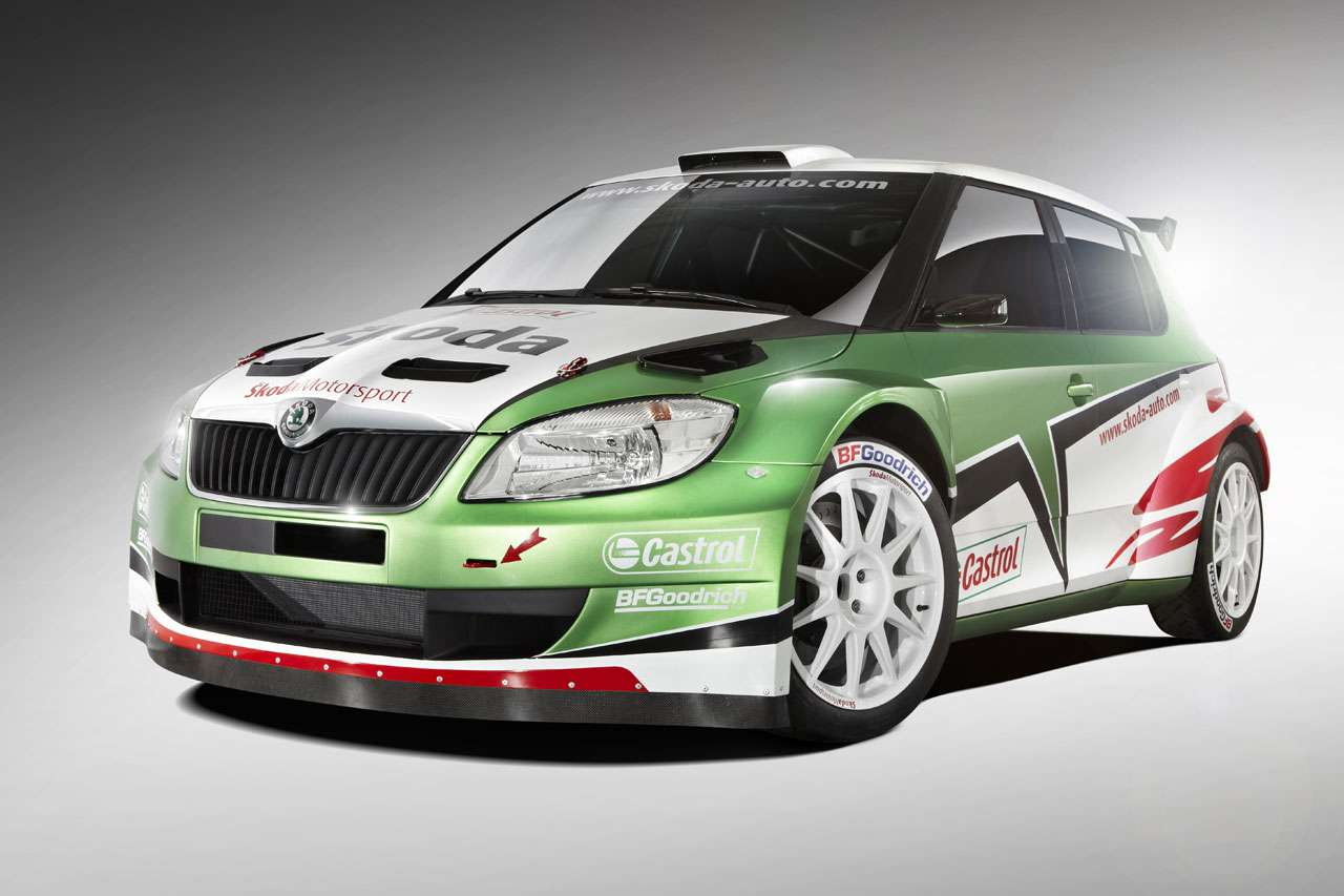 Car Automobile World Pics Of Skoda Rs 2000 Car