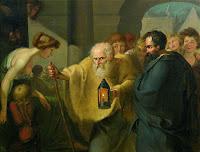 """""""La lampara de Diogenes de Sínope"""""""