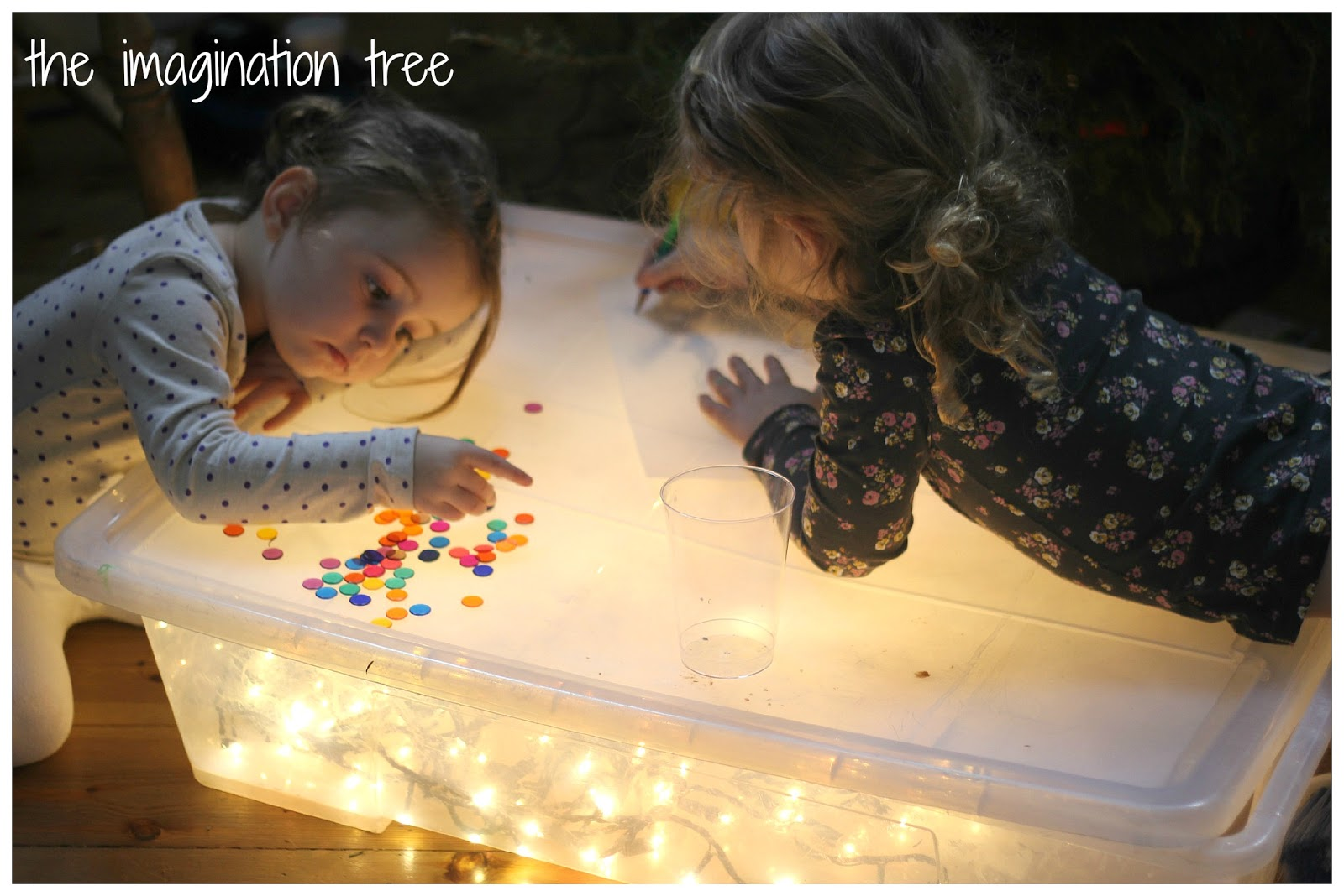 She loved this new drawing activity and I think there are many ...