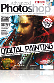 Advanced Photoshop Magazine issue 34