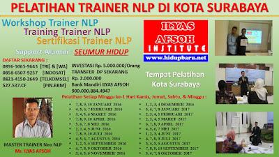 Sertifikasi NLP Trainer di Kota Surabaya