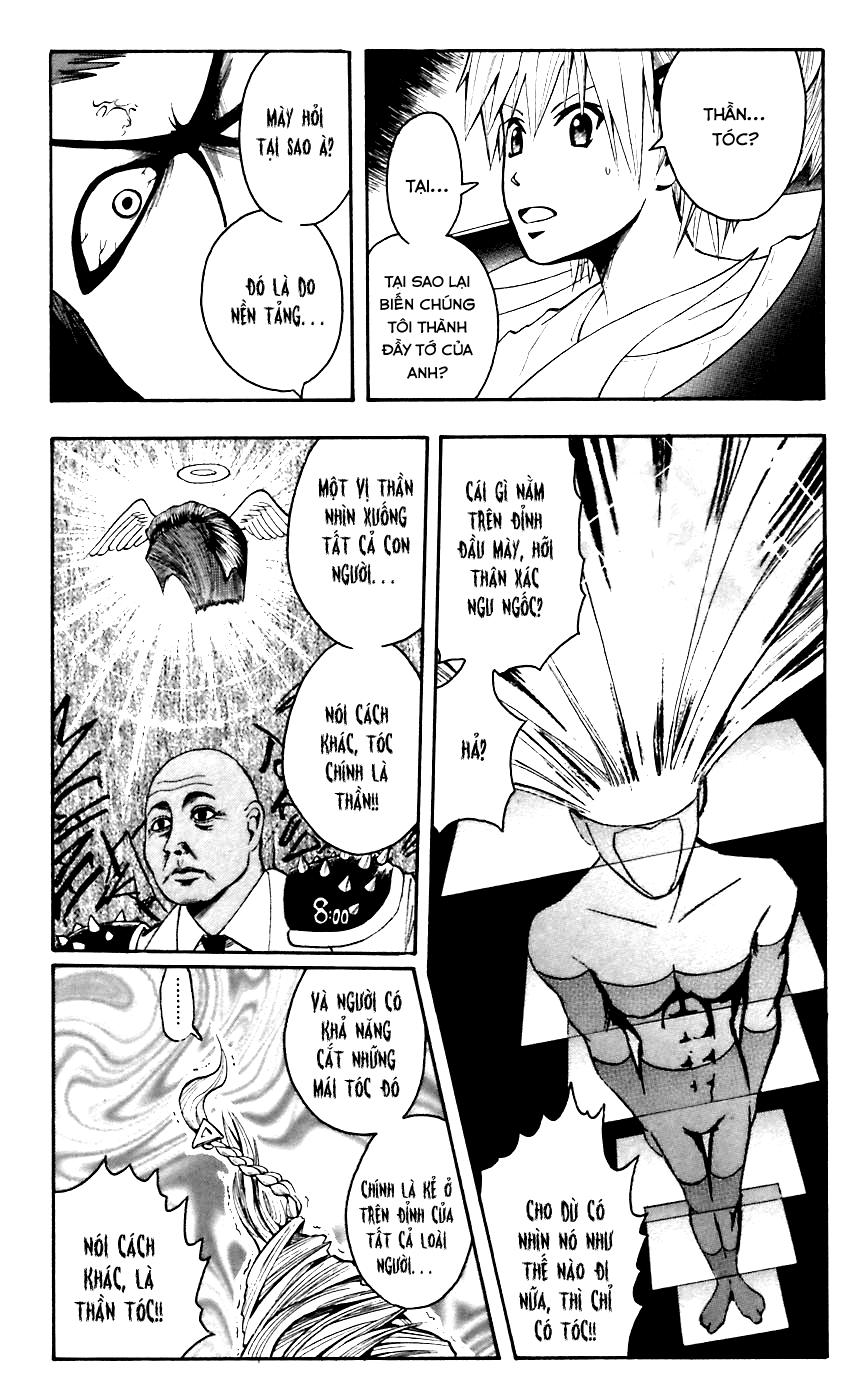Majin Tantei Nougami Neuro chap 47 - Trang 3