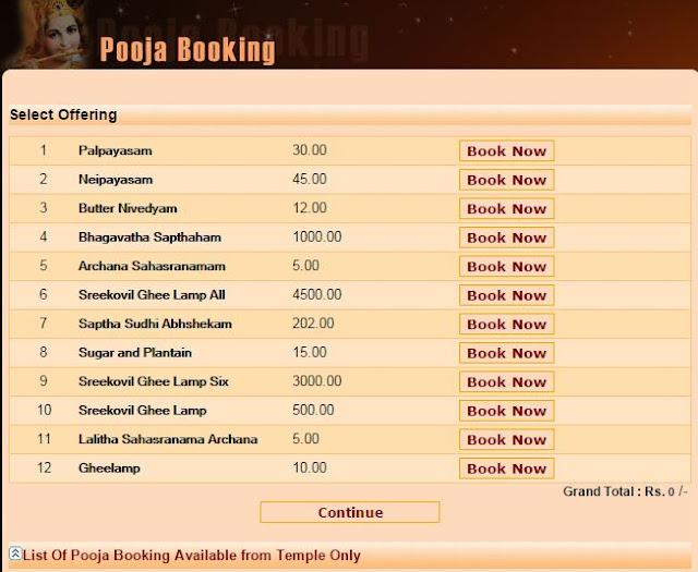 Online Pooja