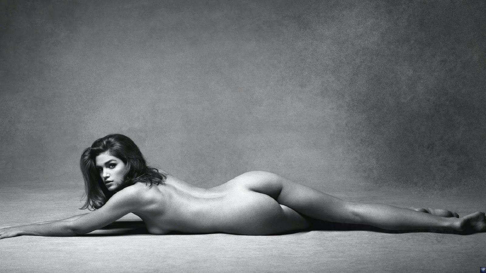 cindy crawford nude video