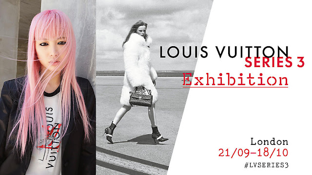 louis vuitton series exhibition london