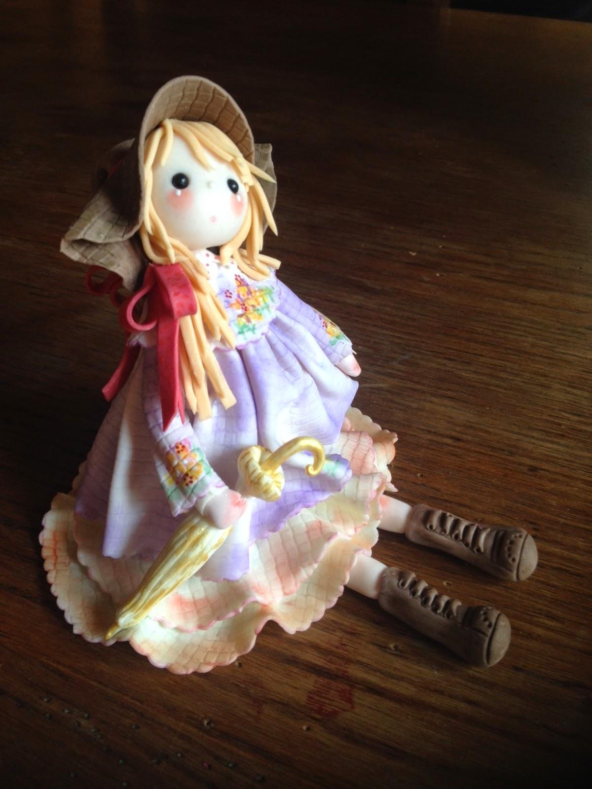 bambola porcellana fredda