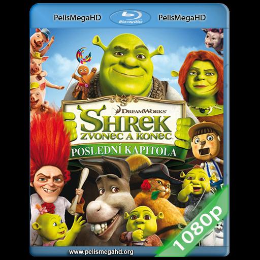 SHREK 4: FELICES PARA SIEMPRE (2010) FULL 1080P HD MKV ESPAÑOL LATINO