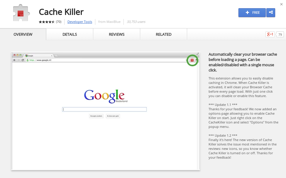 Acelerar el navegador Google Chrome