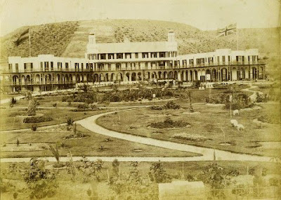 God bless our blog canary islands the other british for Hotel ciudad jardin