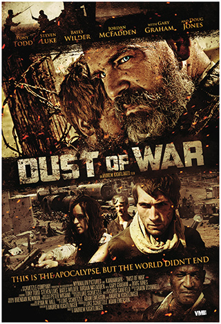 Dust of War Movie Poster