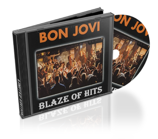 Download CD Bon Jovi Blaze Of Hits Limited Edition 2011