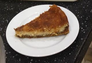 Baileys chocolat luxe cheesecake